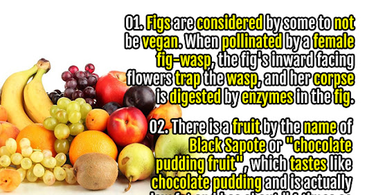 50 Interesting Facts about Fruits | Fact Republic