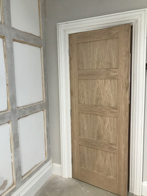 What a difference a door makes