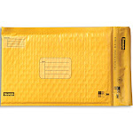 """3m 8913-4 6"""" X 9"""" Yellow Scotch Smart Mailers 4 Count"""