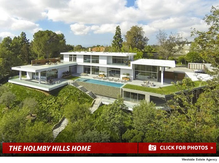 Jay Z Beyonce LA Home