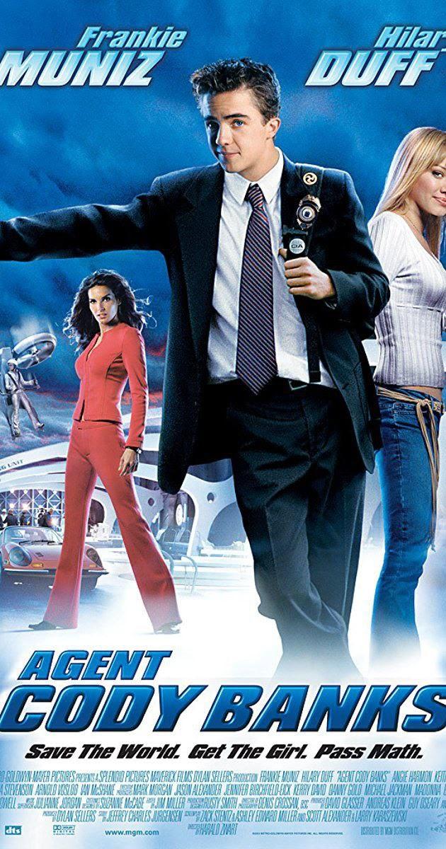 Agent Cody Banks Duology (2003-2004) 720p BluRay Dual Audio (Hindi (1)+English) Full Movie