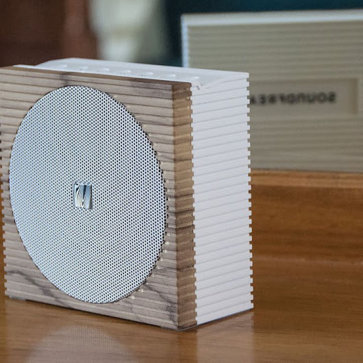 Soundfreaq 'Sound Spot' Fills a Room With Music [REVIEW]