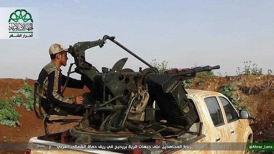 Ahrar al Sham
