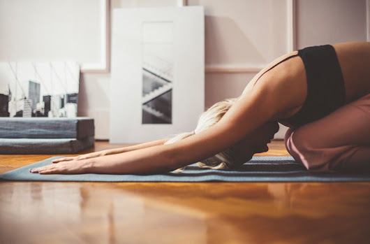 This is how you make your yoga practice a cardio workout