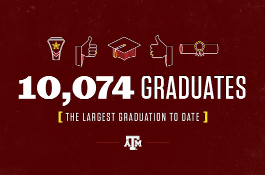 Texas A&M Meeting Its Commitment To Texas, Set To Graduate Over 10,000 | Texas A&M Today