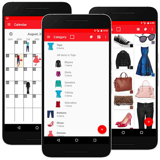 YourCloset - Closet Organizer & Style Book App for Android