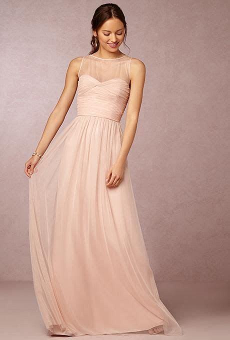 17 Best ideas about Long Blush Dress on Pinterest   Blush