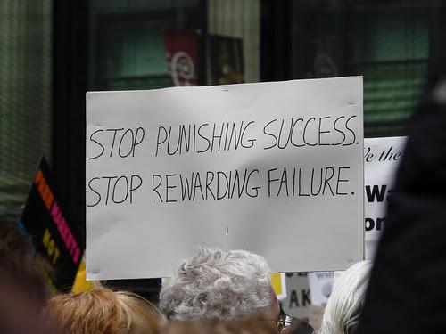 Stop Punishing Success