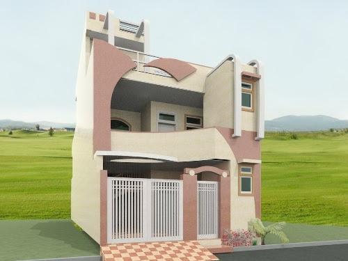 5 Gambar Desain Eksterior Rumah Minimalis Modern Rumahminimalis Com