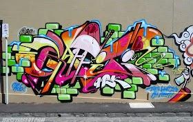 Grafiti Keren Tembok