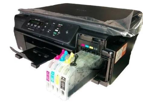 multifuncional brother dcp   sistema de tinta