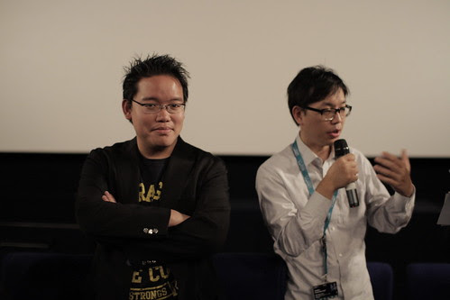 Me and Hou Chi-Jan