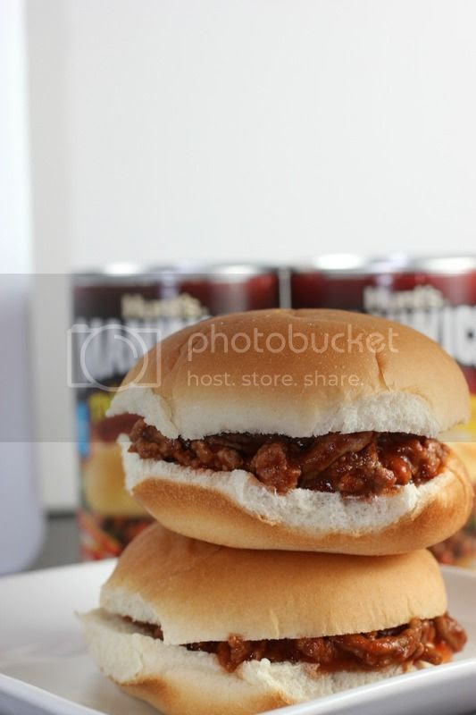 Easy Monday Night Meal: Sloppy Joes. Manwich Mondays
