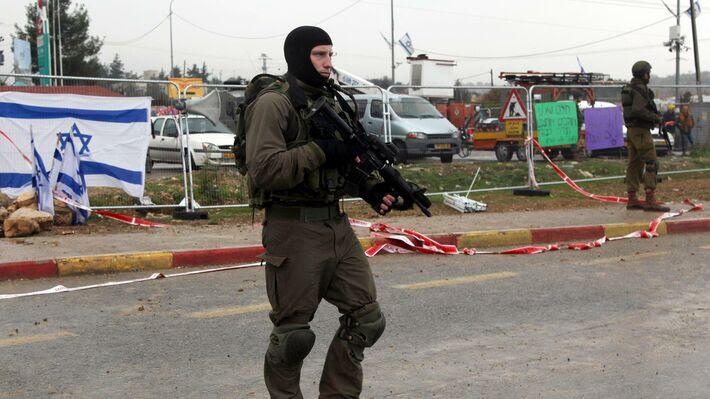 Ισραηλινός στρατιώτης (Φωτό αρχείου ΑΡ)