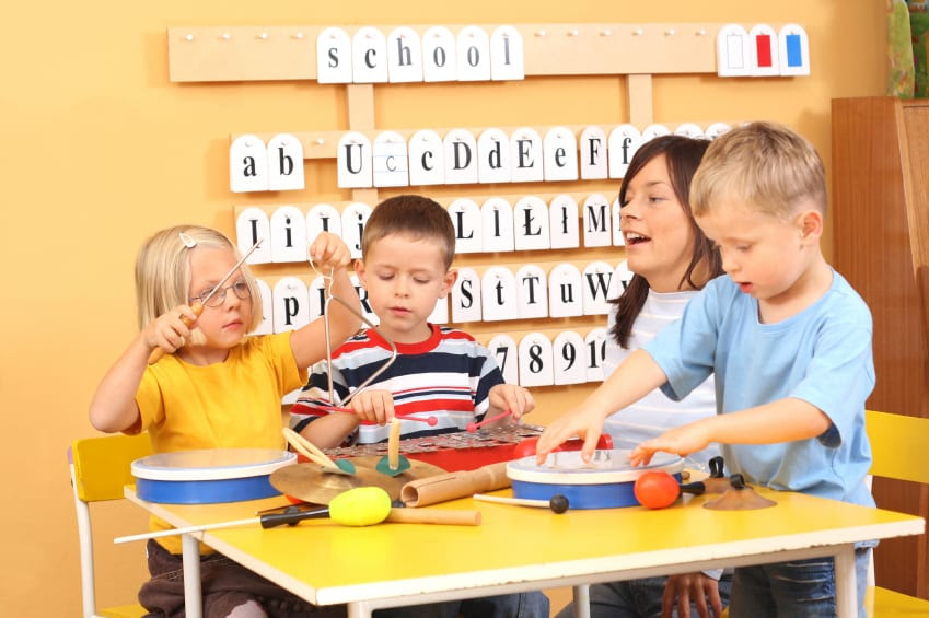 Tips for Teaching Music to Students with Special Needs