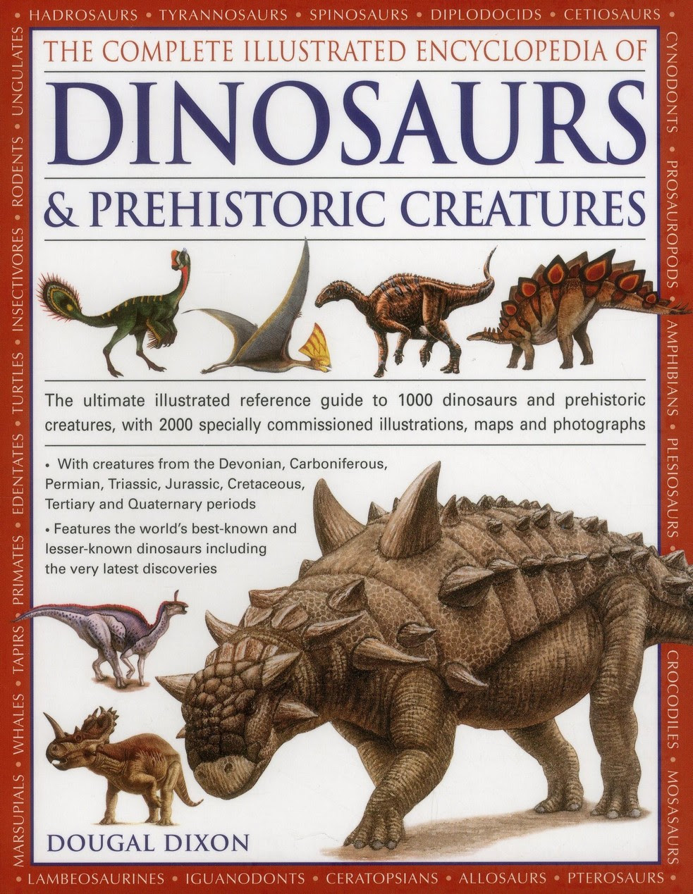 Dinosaurs And Prehistoric Creatures Facts About Dinosaurs