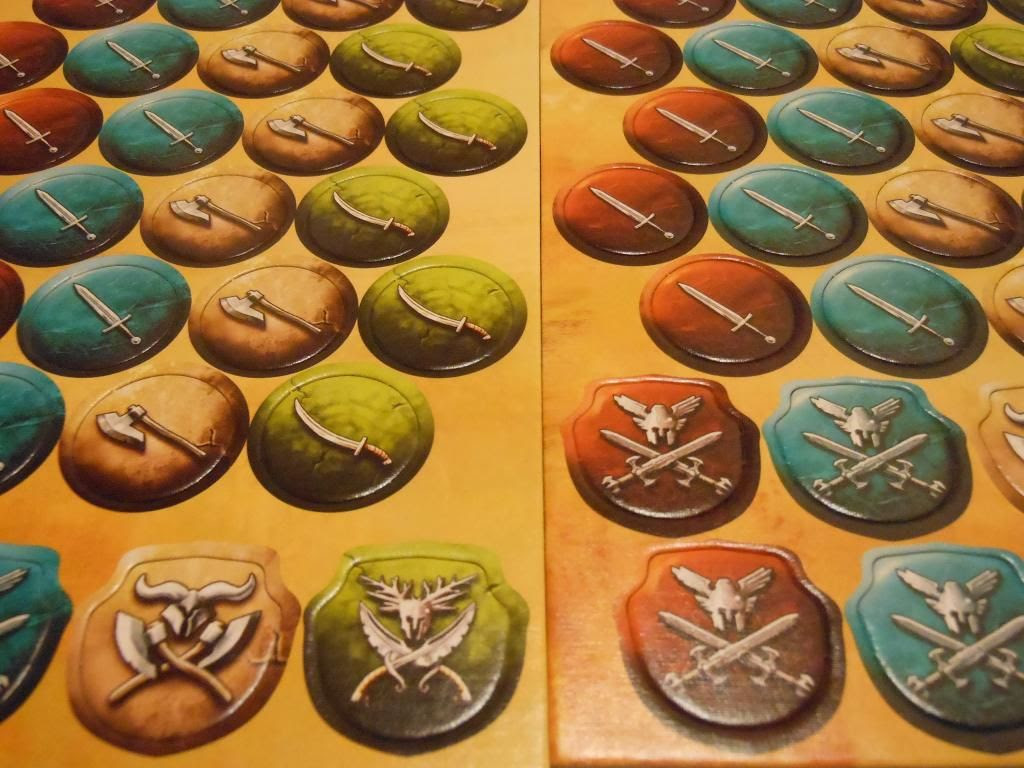 Tash-Kalar Upgrade Kit Tokens