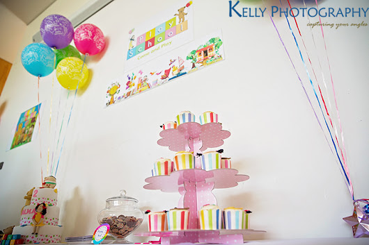 Kids birthday party photography, children party ideas