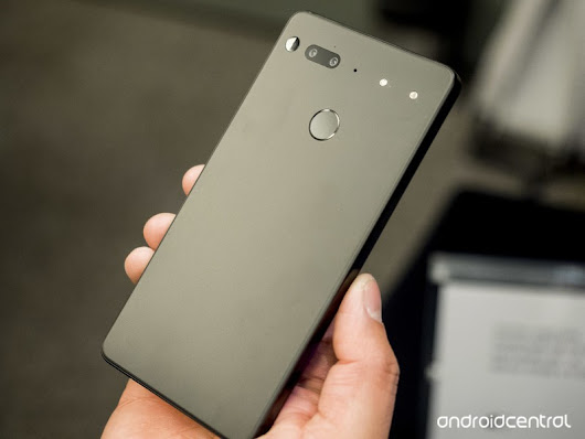 Slip an unlocked Halo Gray Essential Phone into your pocket for $280 - AIVAnet