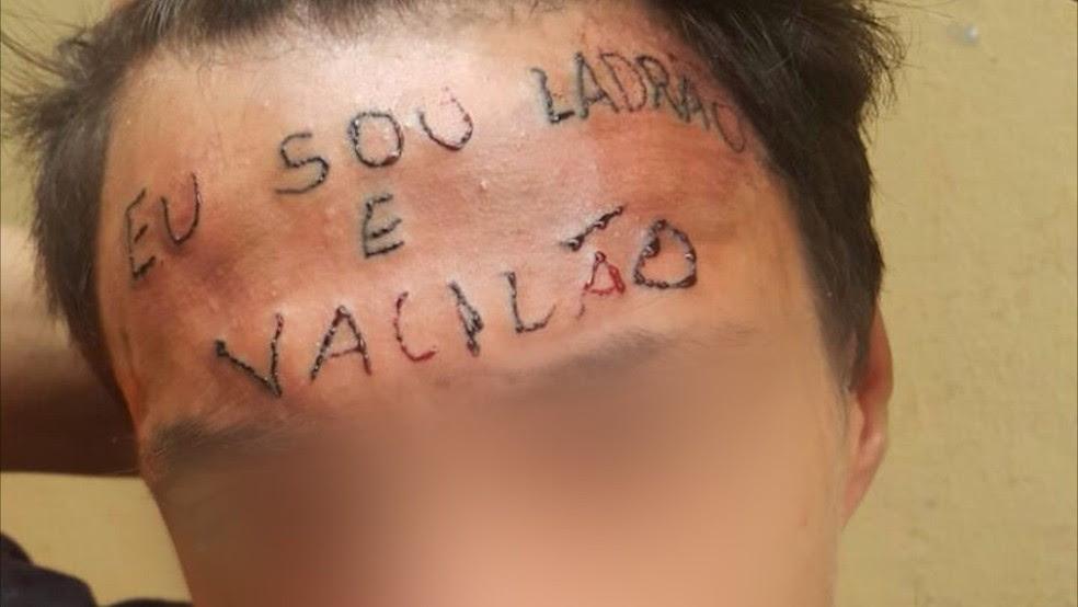 Tatuagem ABC São Paulo (Foto: Reprodução)