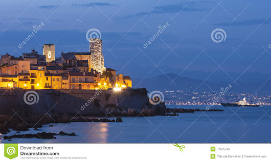 Antibes Royalty Free Stock Photography - Image: 31625247