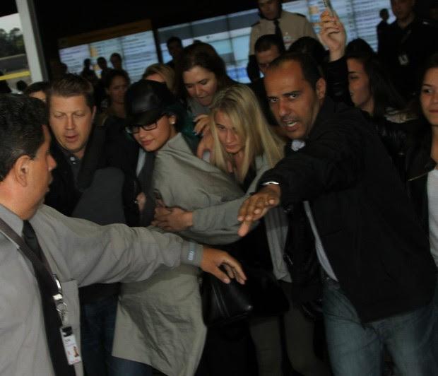 Demi Lovato (Foto: Caio Duran e Thiago Duran / AgNews)