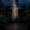 Impresionantes Bruce Munro Instalaciones LED iluminan los jardines de Longwood (12) Cortesía de Bruce Munro