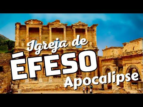 Carta à Igreja de Éfeso no Apocalipse - Welfany Nolasco