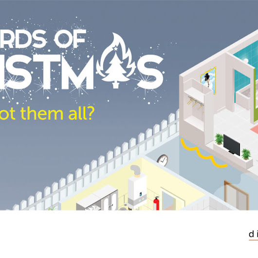 12 Hazards of Christmas prize draw - Direct Line