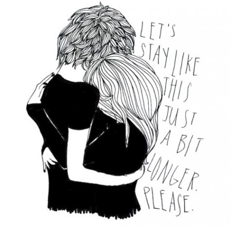 Lets Stay Like This Quote Picture