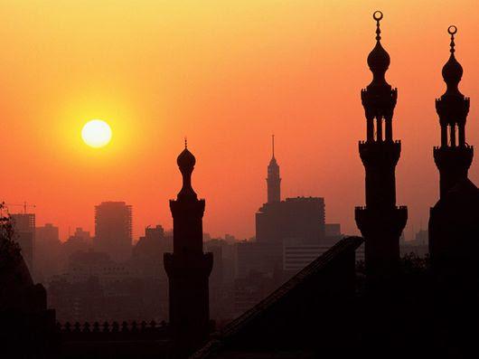 Và một Ai Cập với vẻ đẹp hiện đại