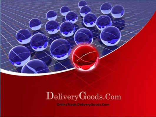 Online Trade Delivery Goods