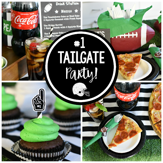Tailgate Party: Fun Football Themed Party – Fun-Squared