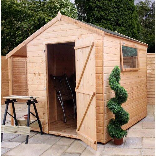 Garden Sheds | Buy Online from Wayfair UK