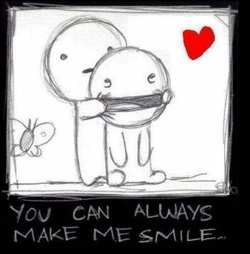 10 You Make Me Smile Graphics Images You Make Me Smile Thank You