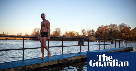 Could cold water swimming help treat depression? | Science | The Guardian