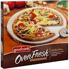 "Good Cook Oven Fresh Pizza Baking Stone & Rack, 14.75"""