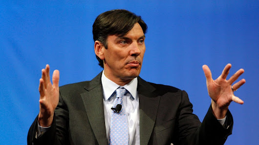 AOL Chief's White Whale Finally Slips His Grasp