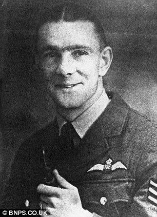 Fallen hero: Pilot F O Alec Bone