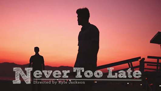 Never Too Late (2016) - Gay Themed Movies