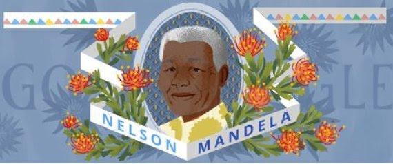 NELSON MANDELA GOOGLE
