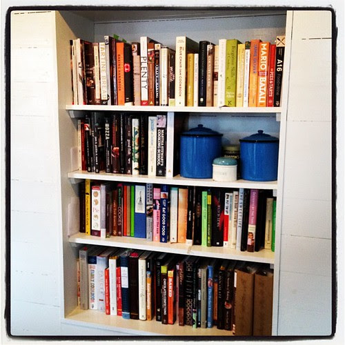 Cookbook envy at The Pantry at Delancey