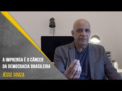 Resultado de imagem para A imprensa é o câncer da Democracia Brasileira