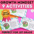 Growth Mindset Resources Mini Book Printables Flip Book Posters