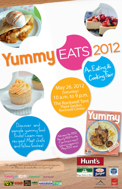 Yummy Eats Flyer ver1
