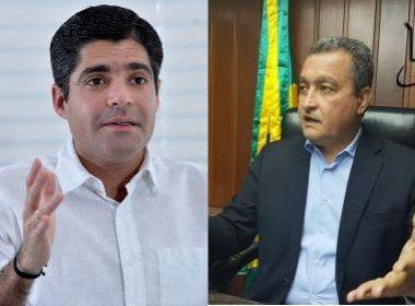 Paraná Pesquisas: ACM Neto tem aprovação de 70,8%; Rui Costa tem 65,7%