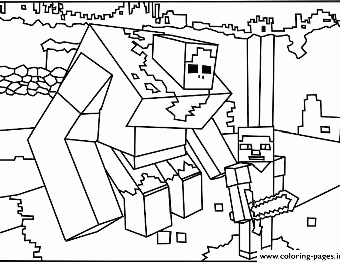 74 Cute Minecraft Coloring Pages , Free HD Download