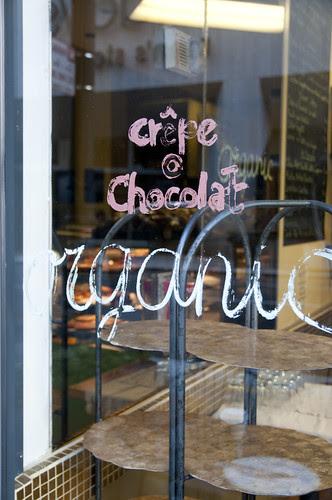 Crêpe o Chocolat, San Francisco
