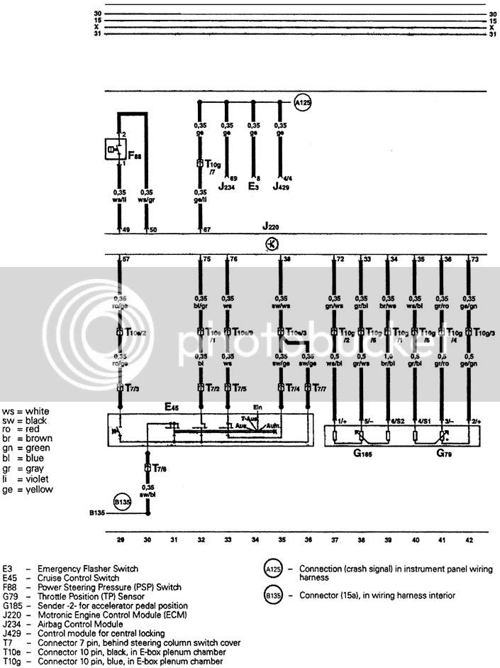 Audi A6 4b Wiring Diagram