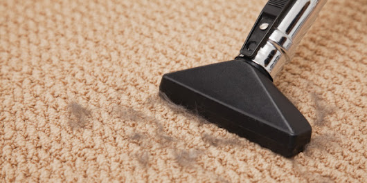 Vacuuming Does NOT Count As Carpet Cleaning